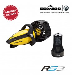 RS3 Sea Doo Seascooter + Batteria Supplementare