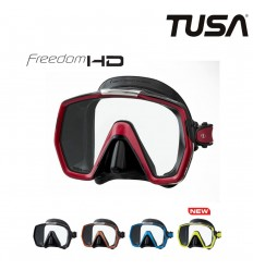TUSA Freedom Hd Scuba Mask Qb