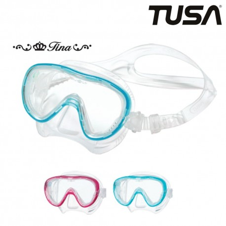 248e4ff1be17 Tusa Tina Scuba Mask, Perfect Scuba Mask For Women